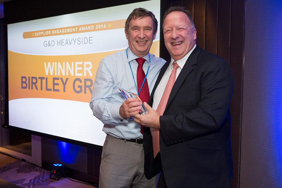 Birtley Scoops Award