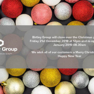 Birtley Group Christmas Opening