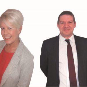 Debbie Hicks & Tony Dooley