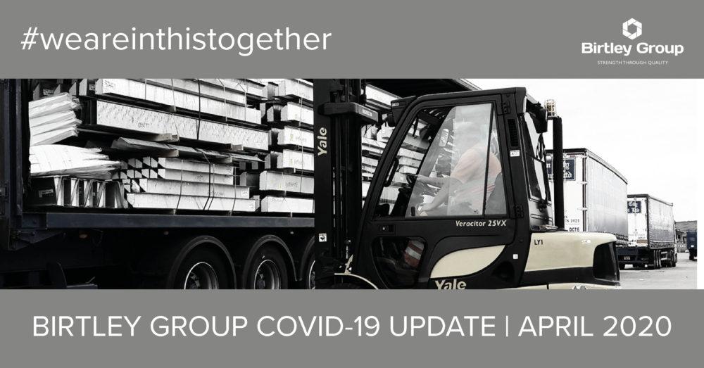 COVID-19 Update 8th April  2020
