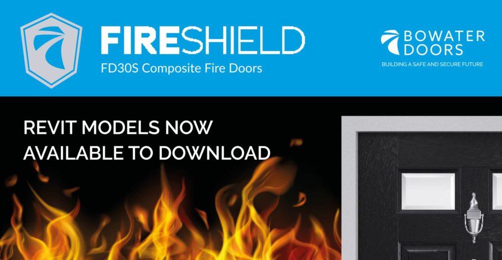 Bowater Doors Release Six Fire Door Revit Models