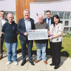 Expamet donate £20,000 to Alice House Hospice