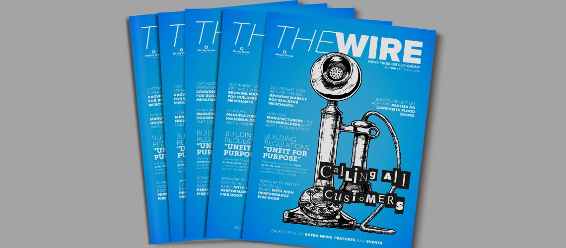 Birtley Group launches customer magazine